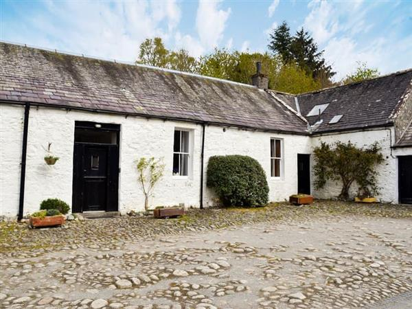 Tackroom Cottage in Wigtownshire