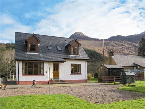 Taigh Seonaig in Argyll