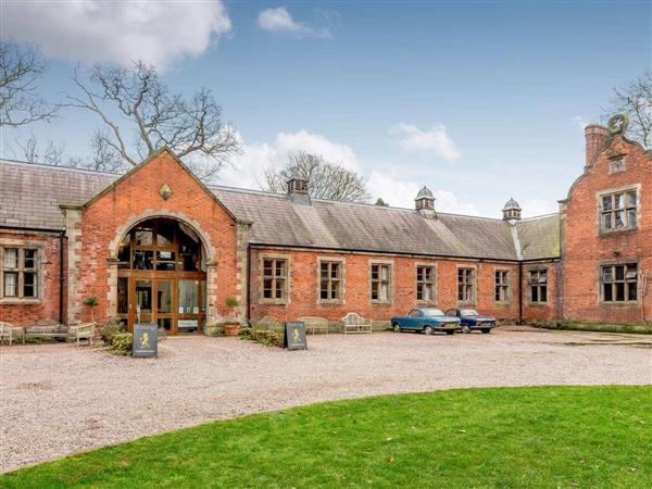 Talbot Lodge in Staffordshire