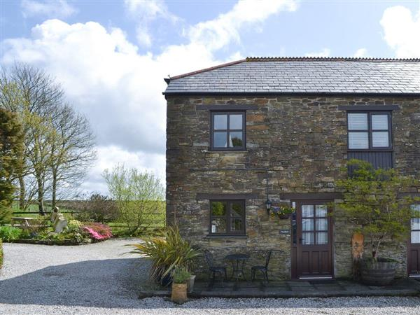 Talehay Cottages - The Barn in Cornwall