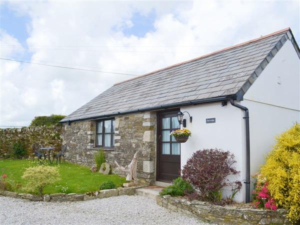 Talehay Cottages - The Lodge in Cornwall