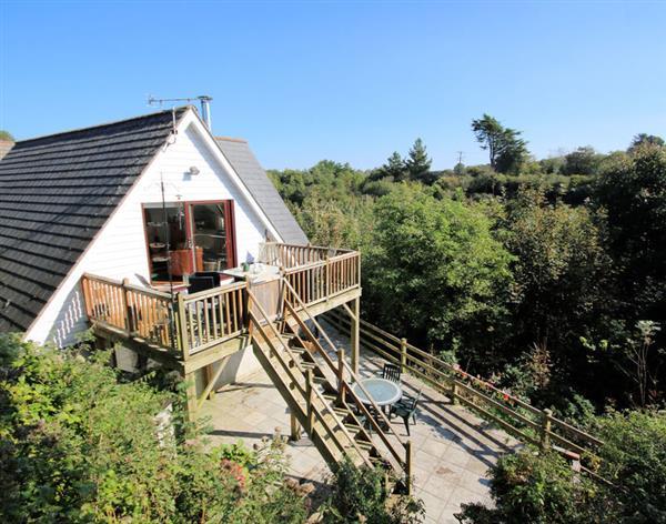 Talland House in Cornwall