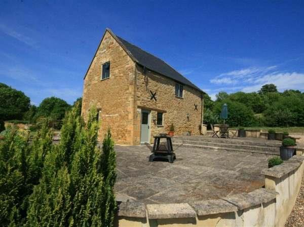 Tallet Barn in Gloucestershire