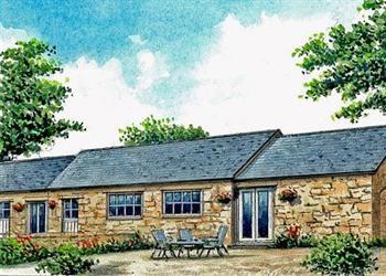 Talli-Ho Cottages - Hunters Lodge in Gwynedd