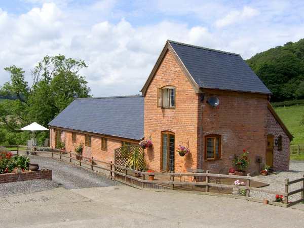Talog Barn in Powys