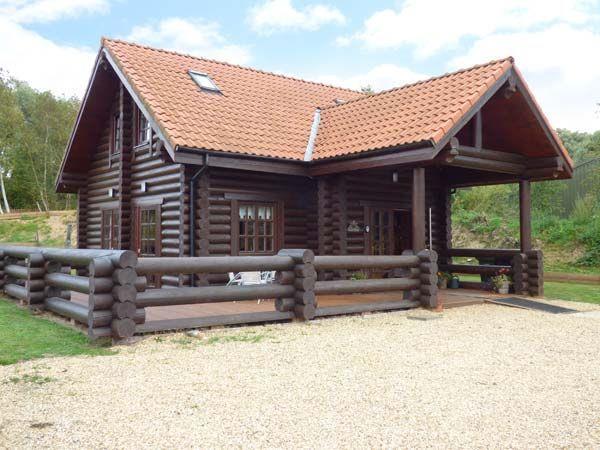 Tamaura Lodge in Pentney Lakes near Pentney, Norfolk