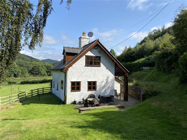 Tan Y Garth Cottage, Glyndyfrdwy near Llangollen