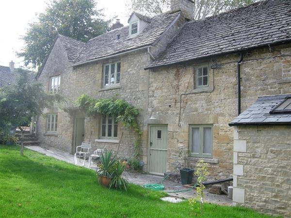 Tannery Cottage in Oxfordshire