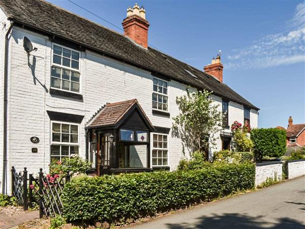 Tansey Cottage in Worcestershire