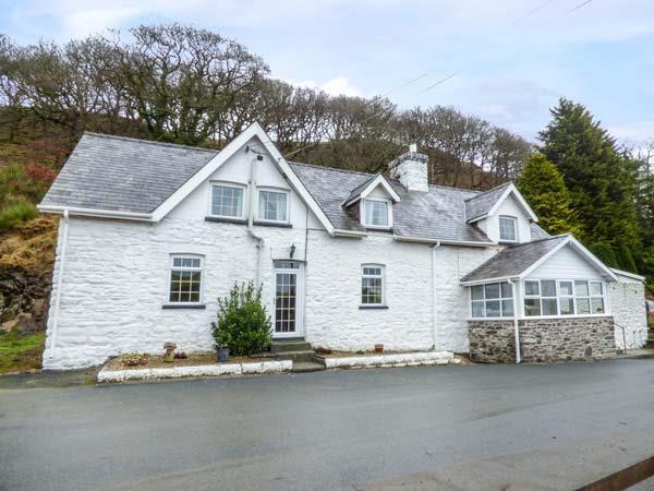 Tanyrallt Farm in Powys