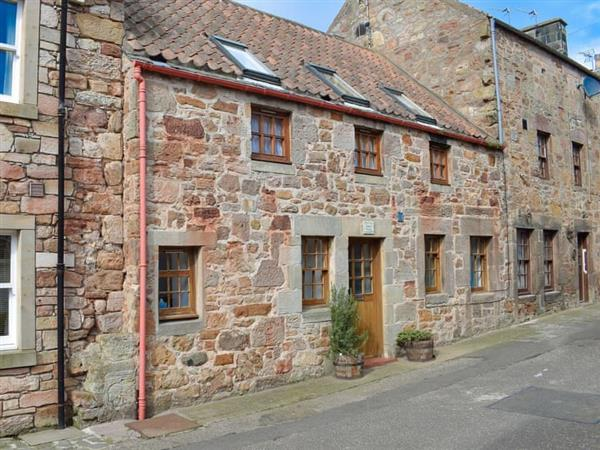 Tappit Hoose in Fife