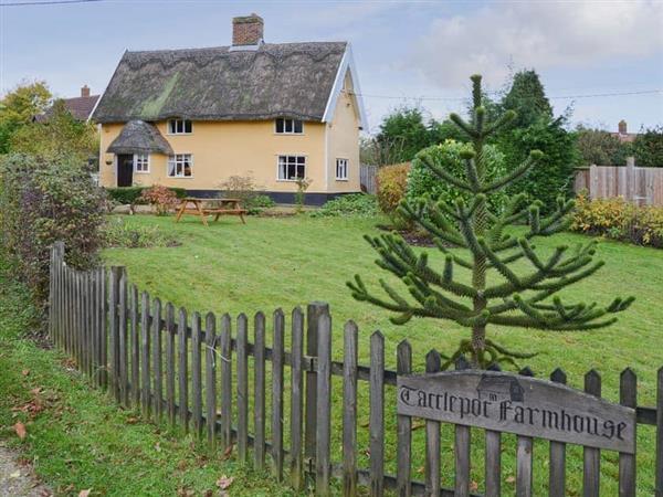 Tattlepot Farmhouse in Pulham Market, near Diss, Norfolk