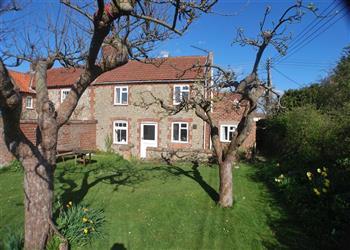 Teal Cottage in Norfolk