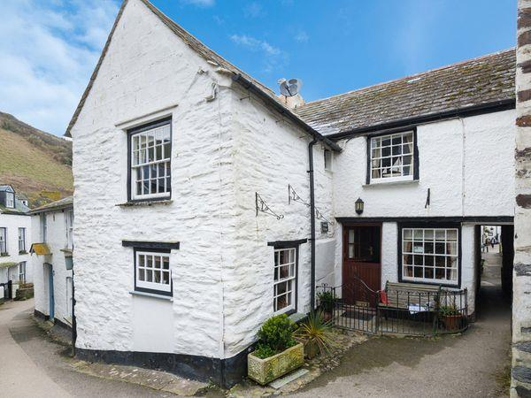 Temple Cottage in Cornwall