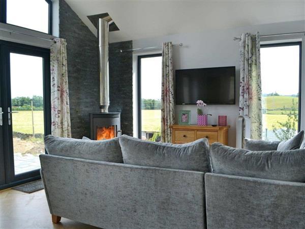 Tenement Farm Lodge in Cumbria
