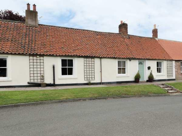 Tenter Cottage in Northumberland