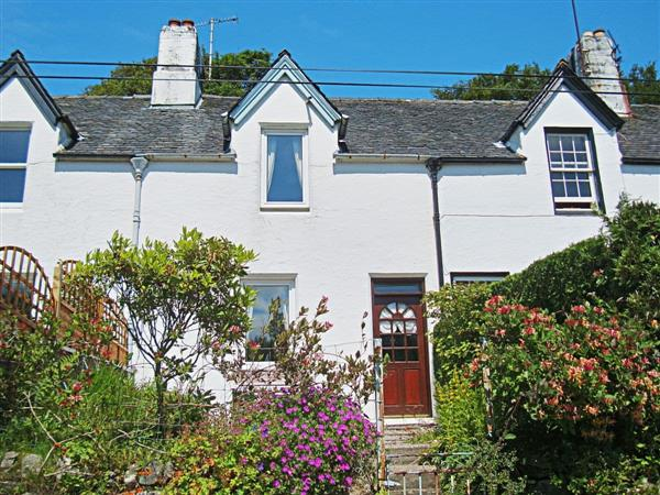 Terraced Cottage in Argyll