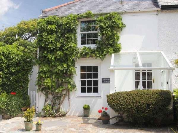 Tewennow Cottage in Cornwall