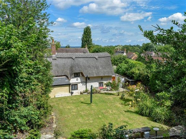 Thatchdown Cottage in Somerset