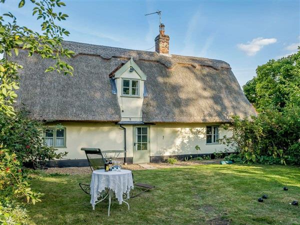 Thatched Cottage in Norfolk
