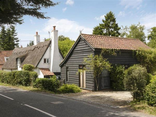 Thatched Cottage in Suffolk