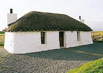 Thatched Croft in Isle Of Skye