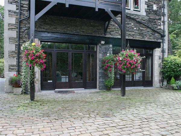 The Abbey Coach House - The Coach House in Cumbria
