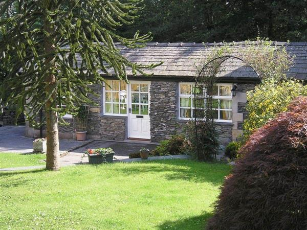 The Abbey Coach House - The Farriers from Cottages 4 You