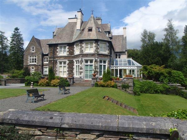The Ambleside Suite (VB Gold Award) in North Yorkshire