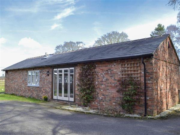 The Annexe in Cheshire