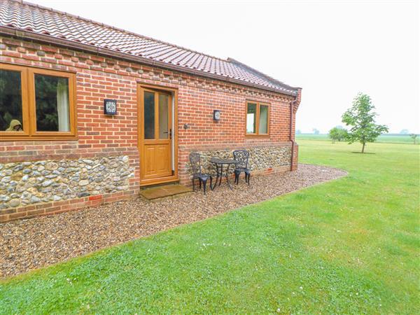 The Annexe in Norfolk