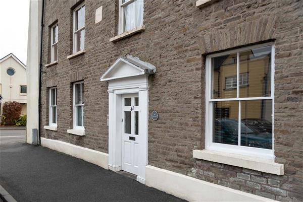The Apartment in Brecon Town, Powys