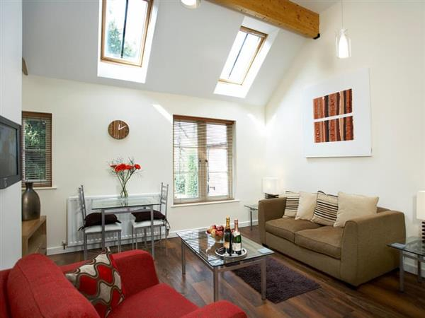 The Apartments at Netherstowe House - Apartment 4 in Staffordshire