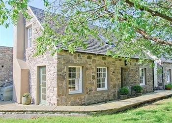The Arns Cottage in Perthshire