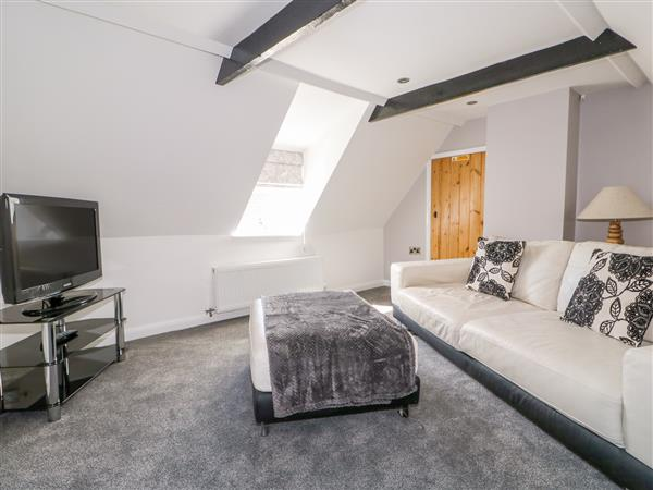 The Attic House in Lincolnshire