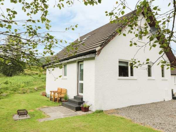 The Auld Tyndrum Cottage in Perthshire