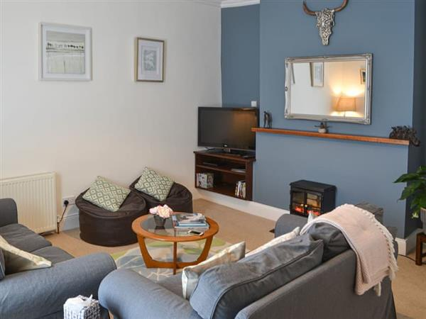 The Bakehouse Apartment in Northumberland