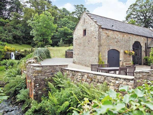 The Barn in Cumbria