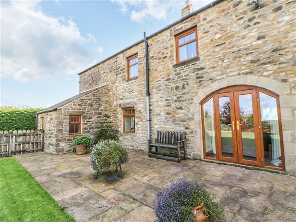 The Barn Cottage in Northumberland