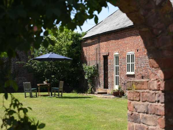 The Barn House in Shropshire