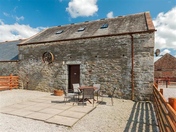 The Barn in Kirkcudbrightshire