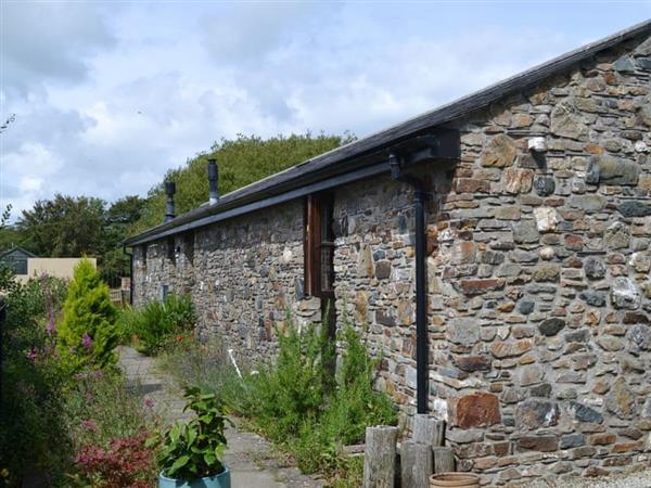 The Barn in Devon