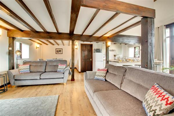 The Barn from Sykes Holiday Cottages