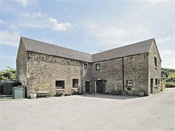 The Barn in Staffordshire