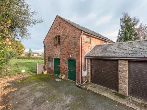 The Barn in Shropshire