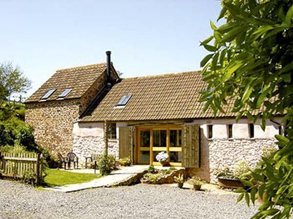 The Barn in Bicknoller, Somerset