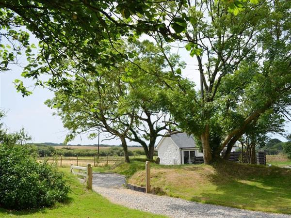 The Barn in Cornwall