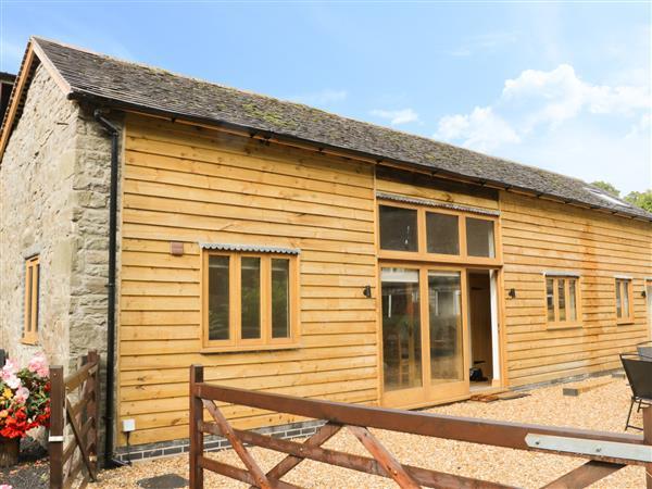 The Barn at Pillocks Green in Shropshire