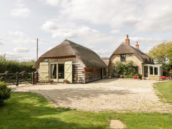 The Barn at Rapps Cottage in Somerset