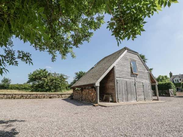 The Barn at Rose Cottage in Cheshire